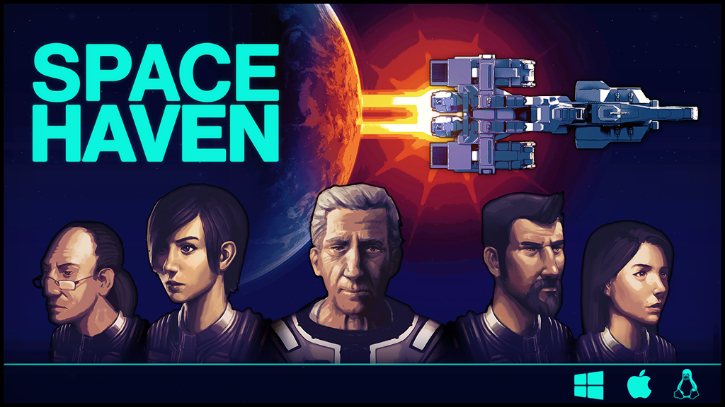 Space Haven on Steam