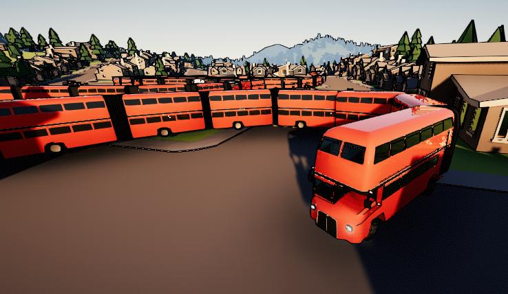 Snakeybus update for July 28, 2019 · Update v1 7 · Steam