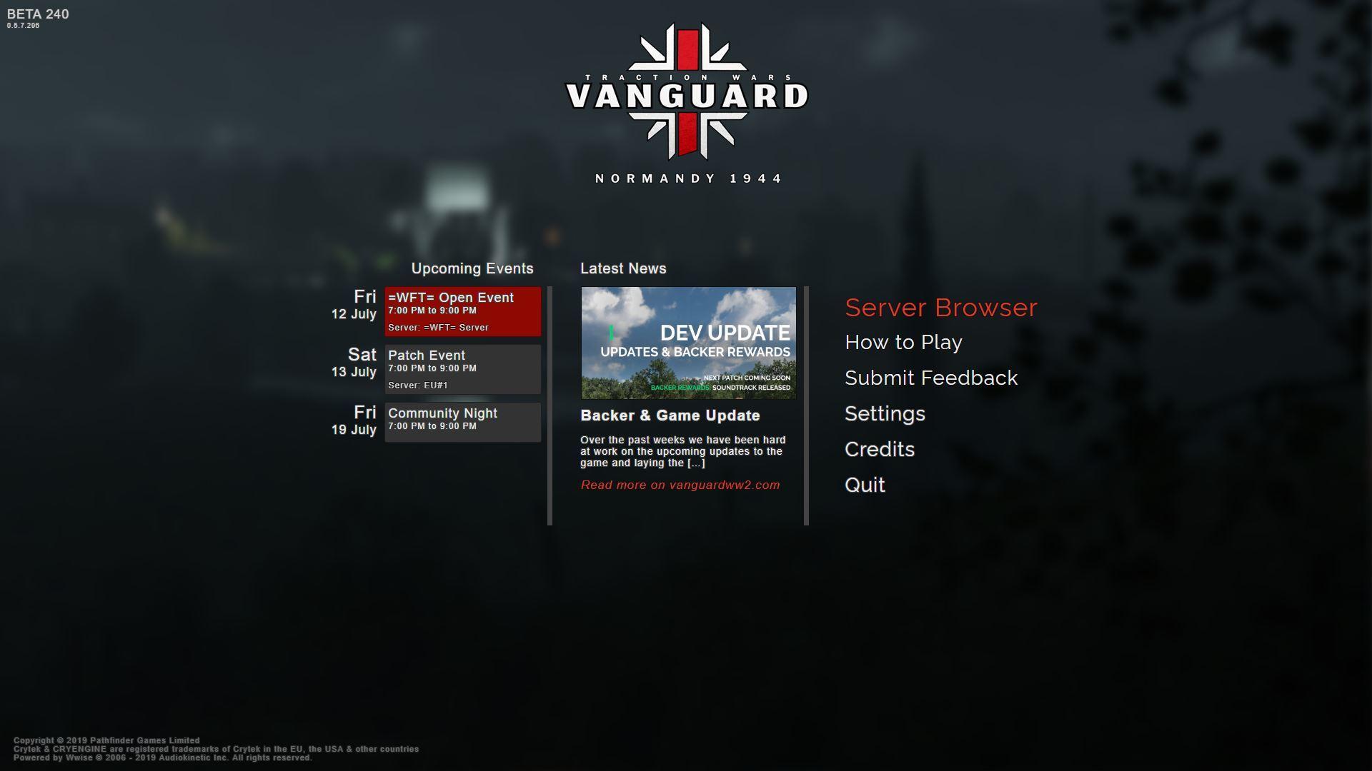 Steam Community :: Vanguard: Normandy 1944
