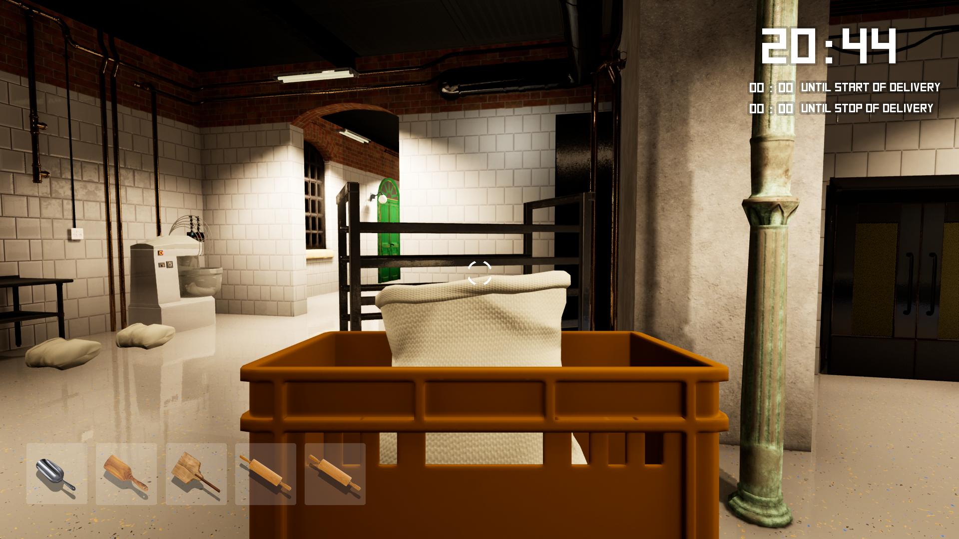 Bakery Simulator Bakery Simulator Devlog 2 Interior Design