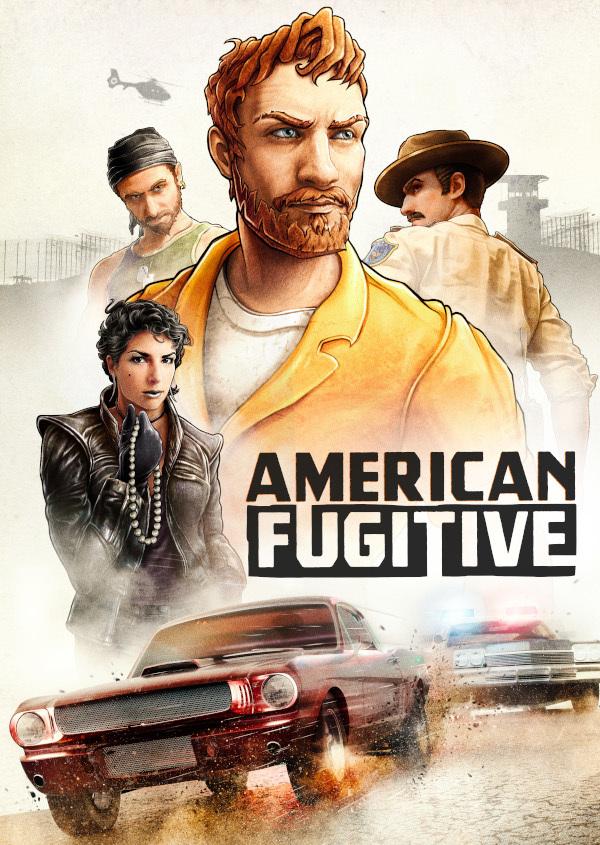 Resultado de imagem para American Fugitive