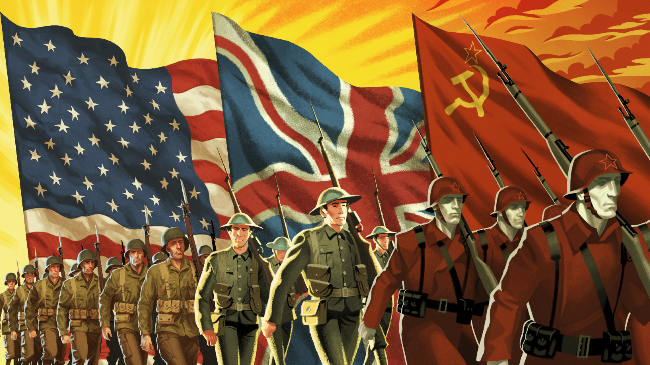 Axis & Allies Board Game - Review, Gameplay & Insights