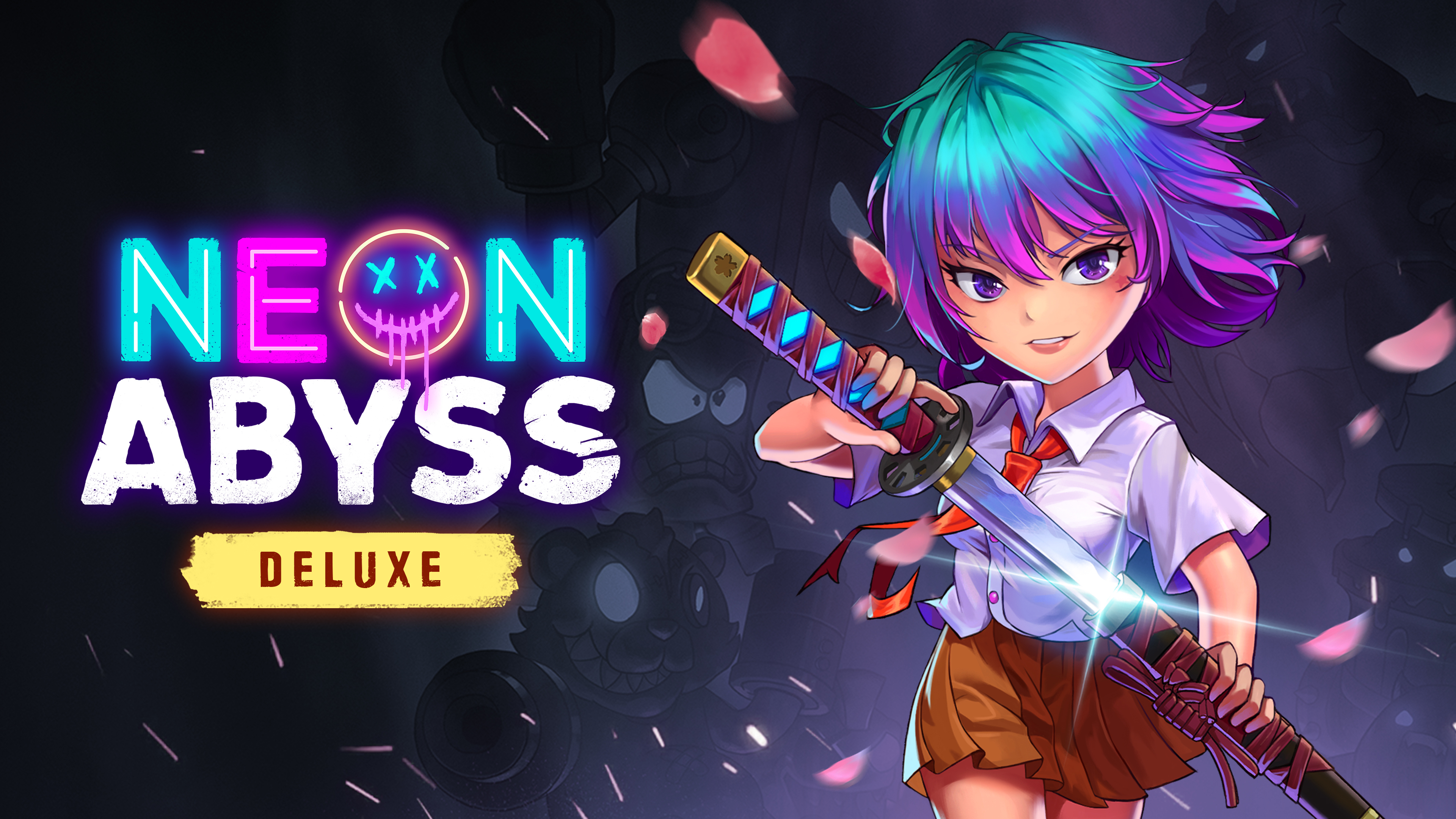 Neon Abyss Deluxe Edition and OST now live!