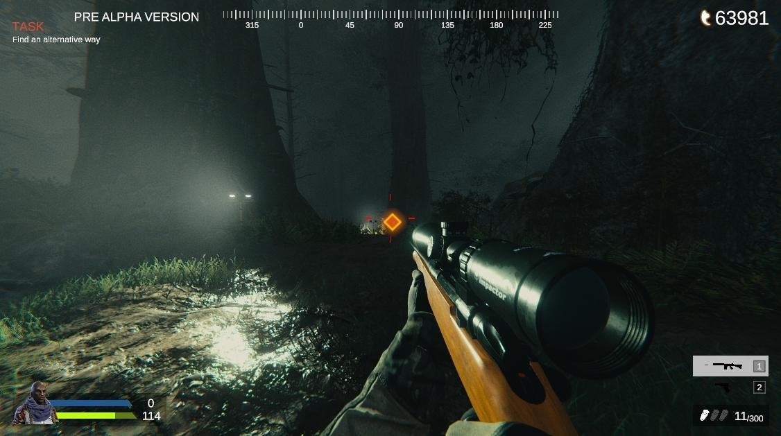 The Return: Survival on Steam