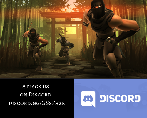 Ninja Legends :: Announcing a new Beta: Musashi! Join Discord to get