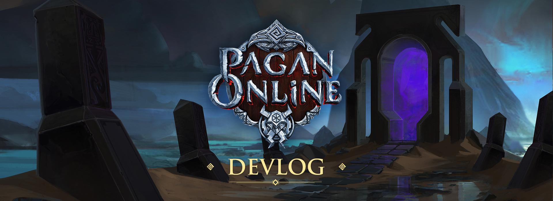 Jul 6 DEVLOG #6: Big F** Patch alert! Pagan Online