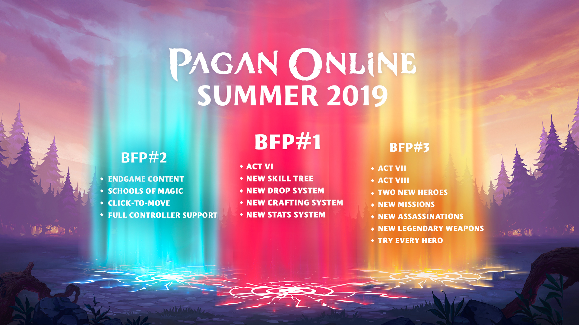 Pagan Online :: Group Announcements