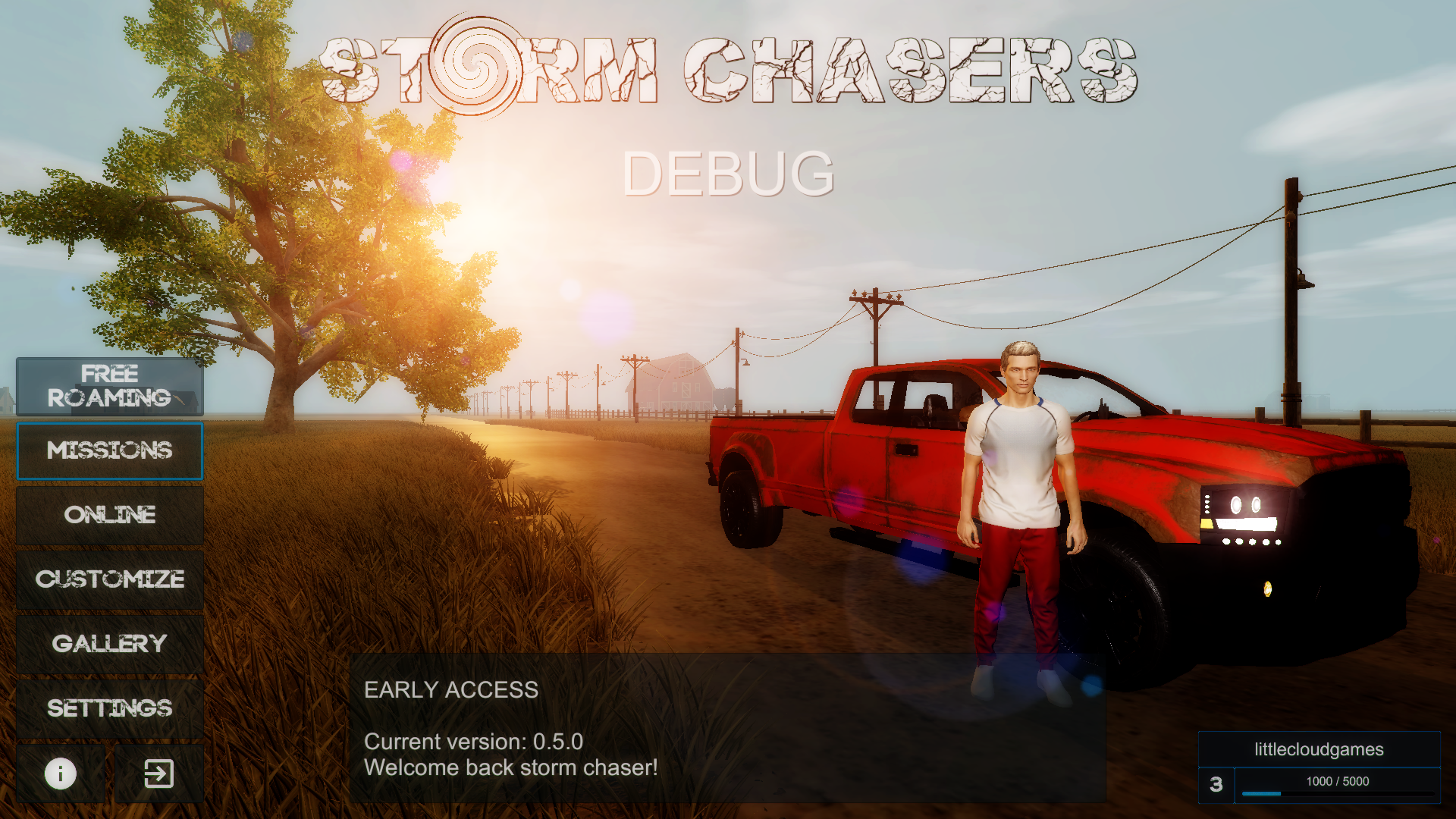 Storm Chasers :: Devlog #2: Pre-Early Access
