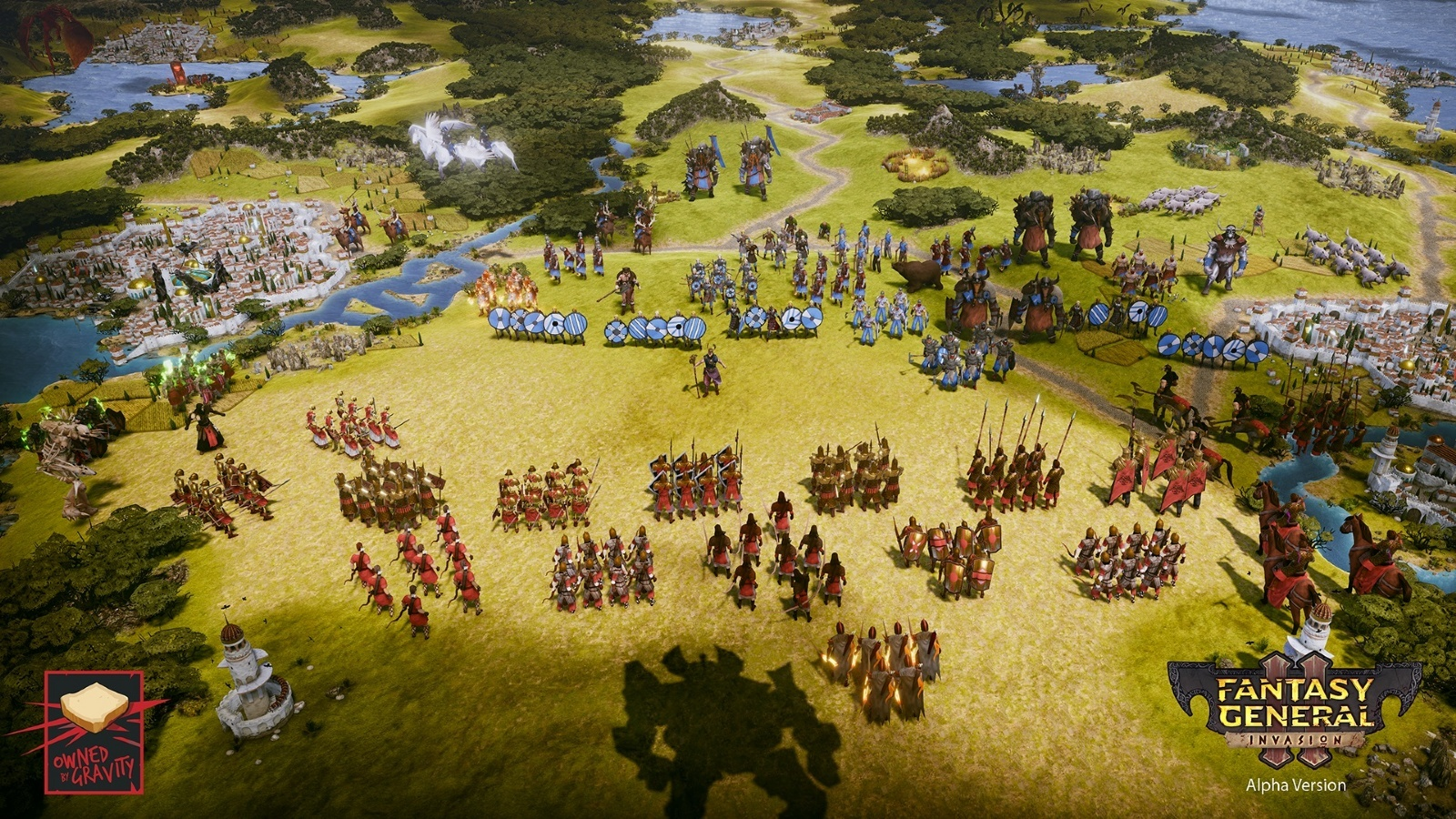 Fantasy General II is announced! - Slitherine