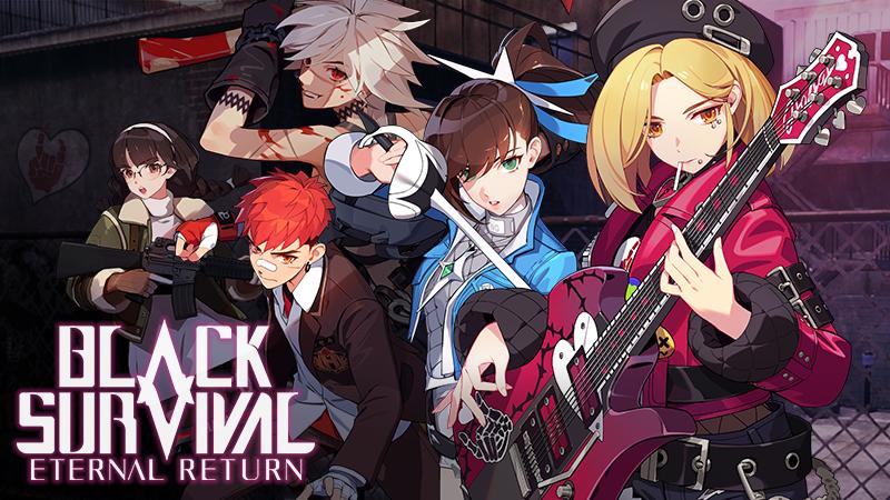 Eternal Return: Black Survival - Isol 3D Model is here! - Steam News