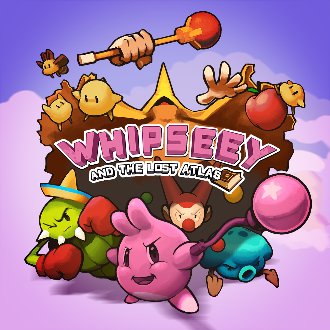 Whipseey and the Lost Atlas - Available now!