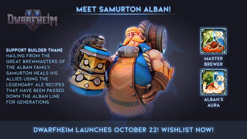 Meet Samurtan!