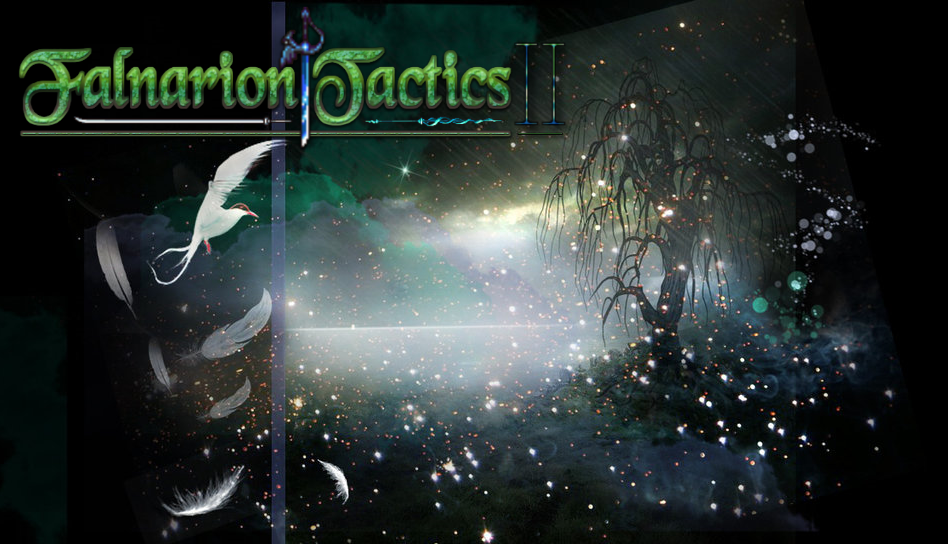 Falnarion Tactics II :: Falnarion Tactics II in EA now!