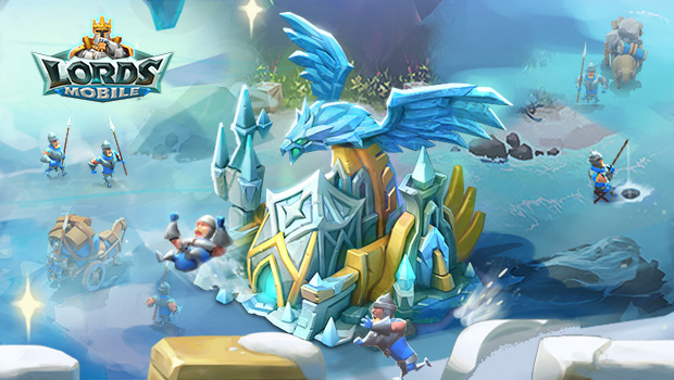New Castle Skin - Frozen Flight