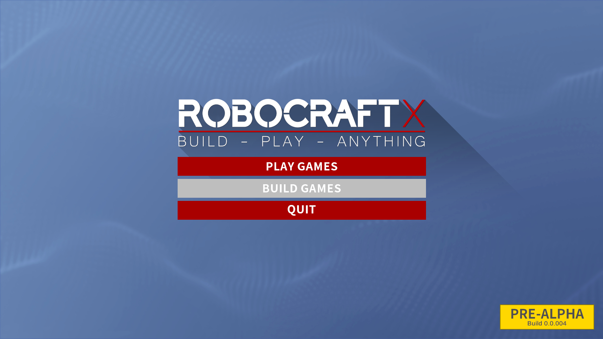 RobocraftX :: Experiment 4 Out Now! Play Games, Build Games, Share