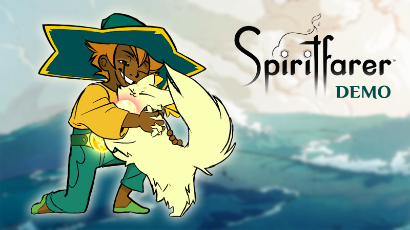 Get Your Hug On! Play the Spiritfarer Demo Now!