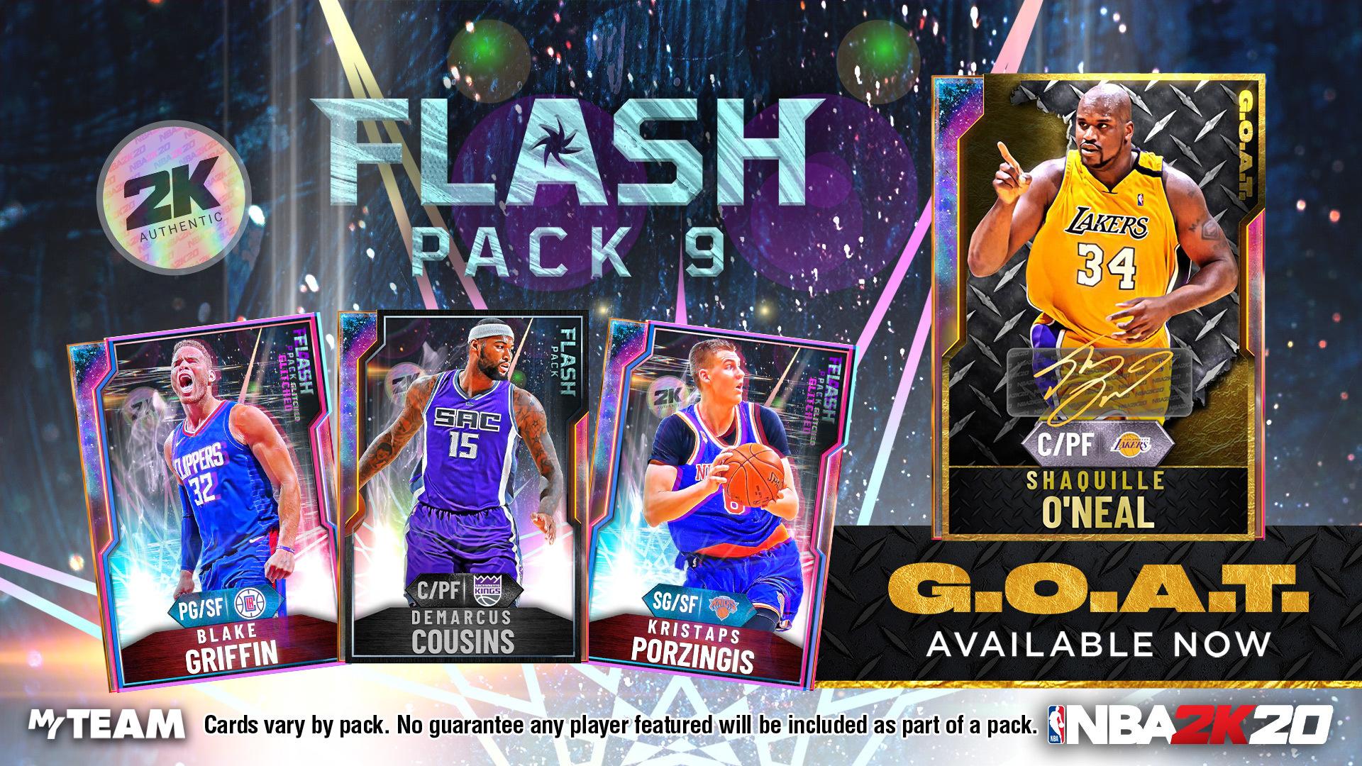 Flash Packs 9