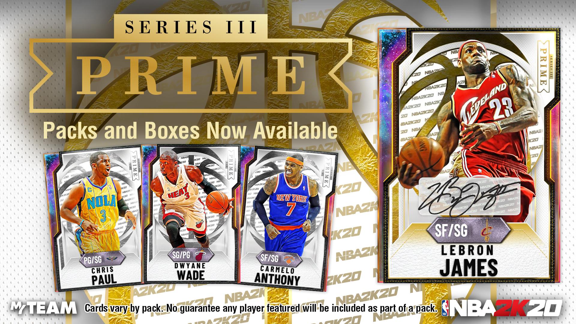 PRIME Series III: LeBron James