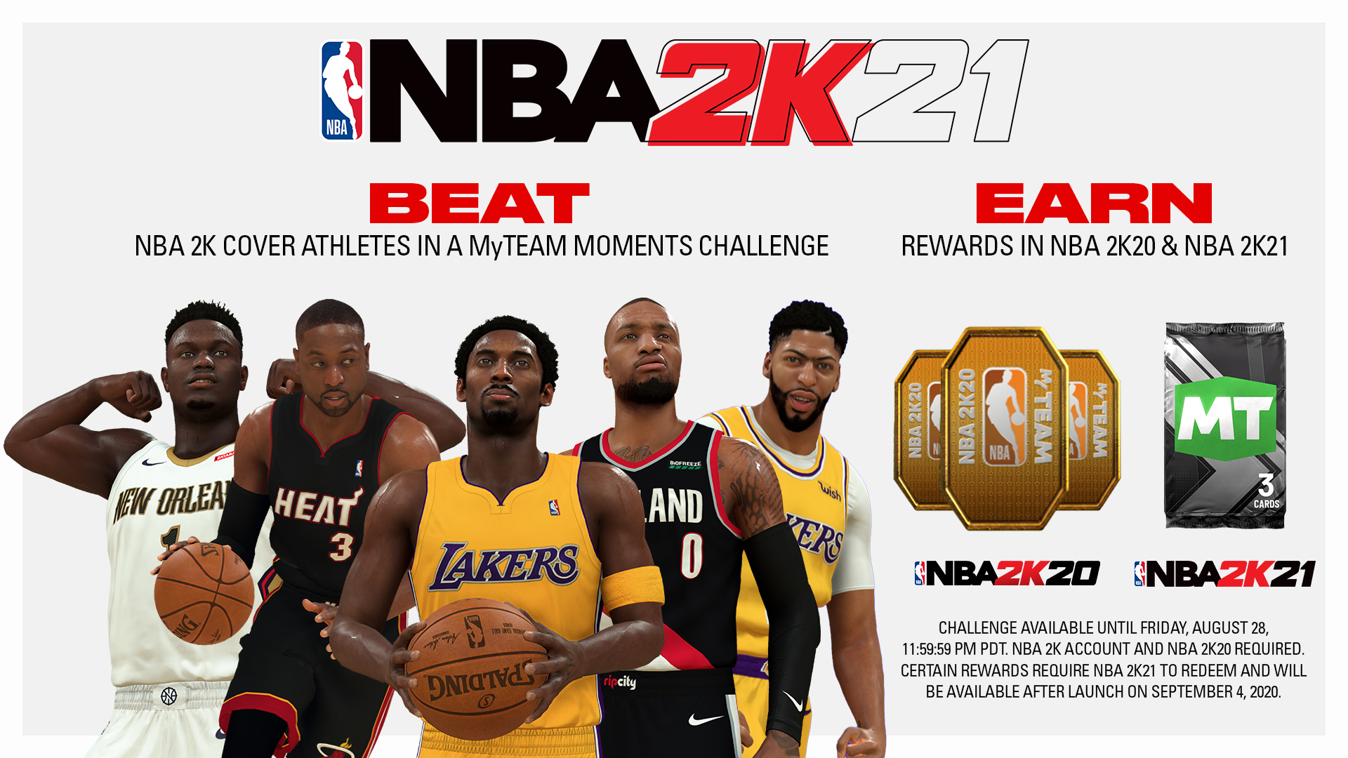 NBA 2K21 MyTEAM Moments Challenge