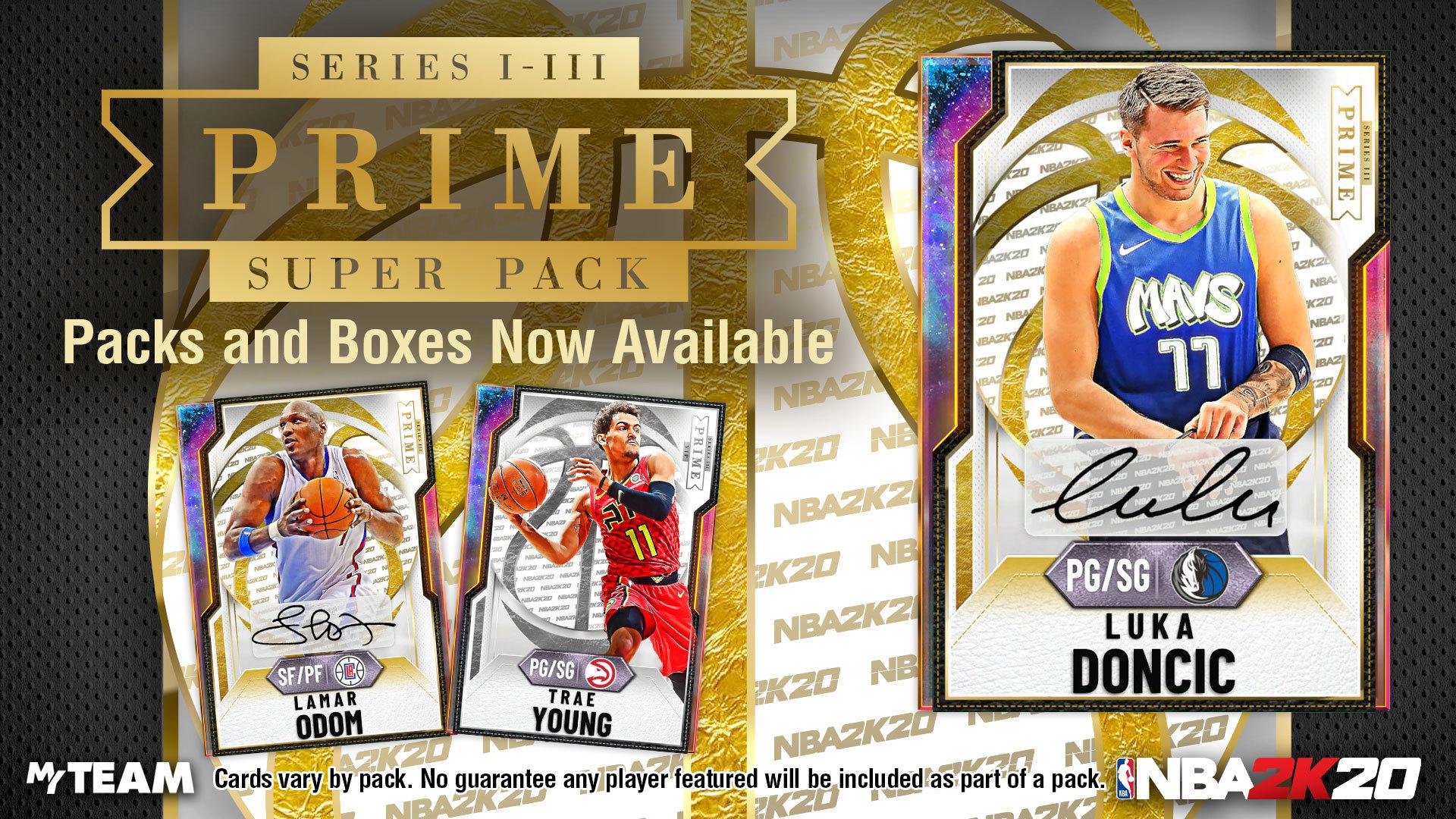 PRIME Series I-III Super Pack