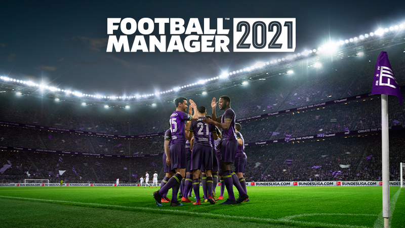 Football Manager 2021 - Out November 24th