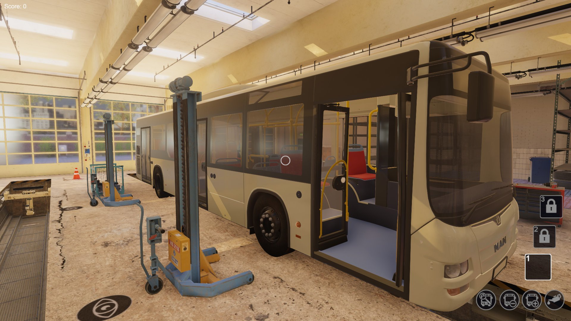 Nyheter - Bus Mechanic Simulator - Latest info about the Bus ...