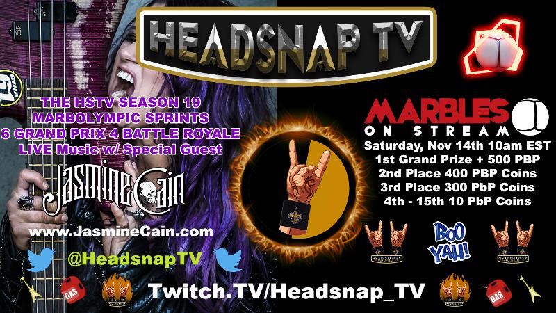 Streamer Tournament Season 19 - HeadsnapTV