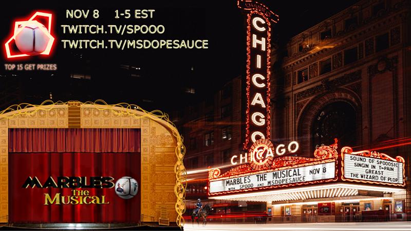 Streamer Tournament Season 19 - MsDopesauce & Spooo