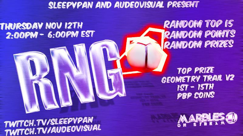 Streamer Tournament Season 19 - Audeovisual & Sleepypan