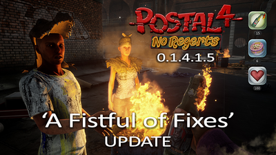 Postal 4 No Regerts Development Update It S Tuesday Tuesday