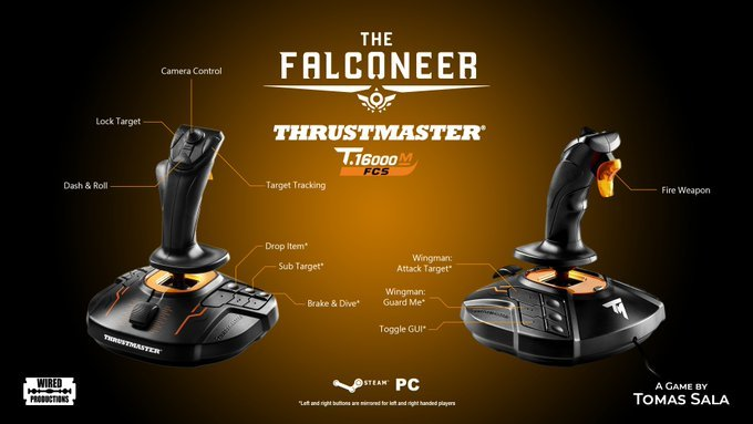 Win a Thrustmaster T.16000M!