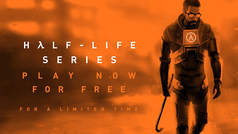 Steam :: Half-Life: Alyx :: Half-Life series now free to play until launch of Half-Life: Alyx!