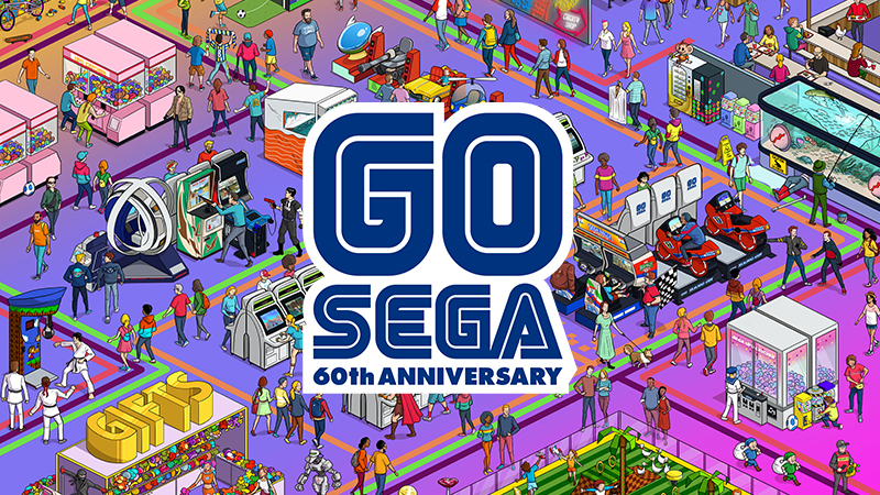 SEGA's 60th Anniversary Celebration