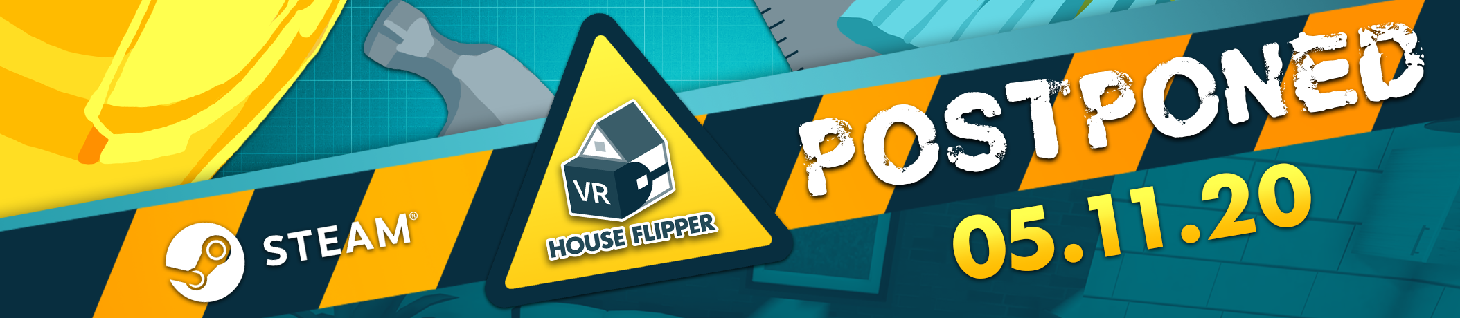 House Flipper VR release postponed! November 5!