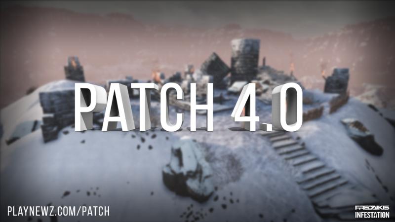 Patch 4.0 Hotfix