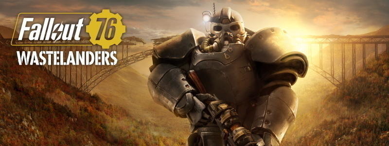 Fallout 76: Wastelanders Update Notes – April 14, 2020