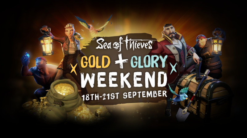 Take Your Pick of Sea of Thieves Talk Like a Pirate Day Treats