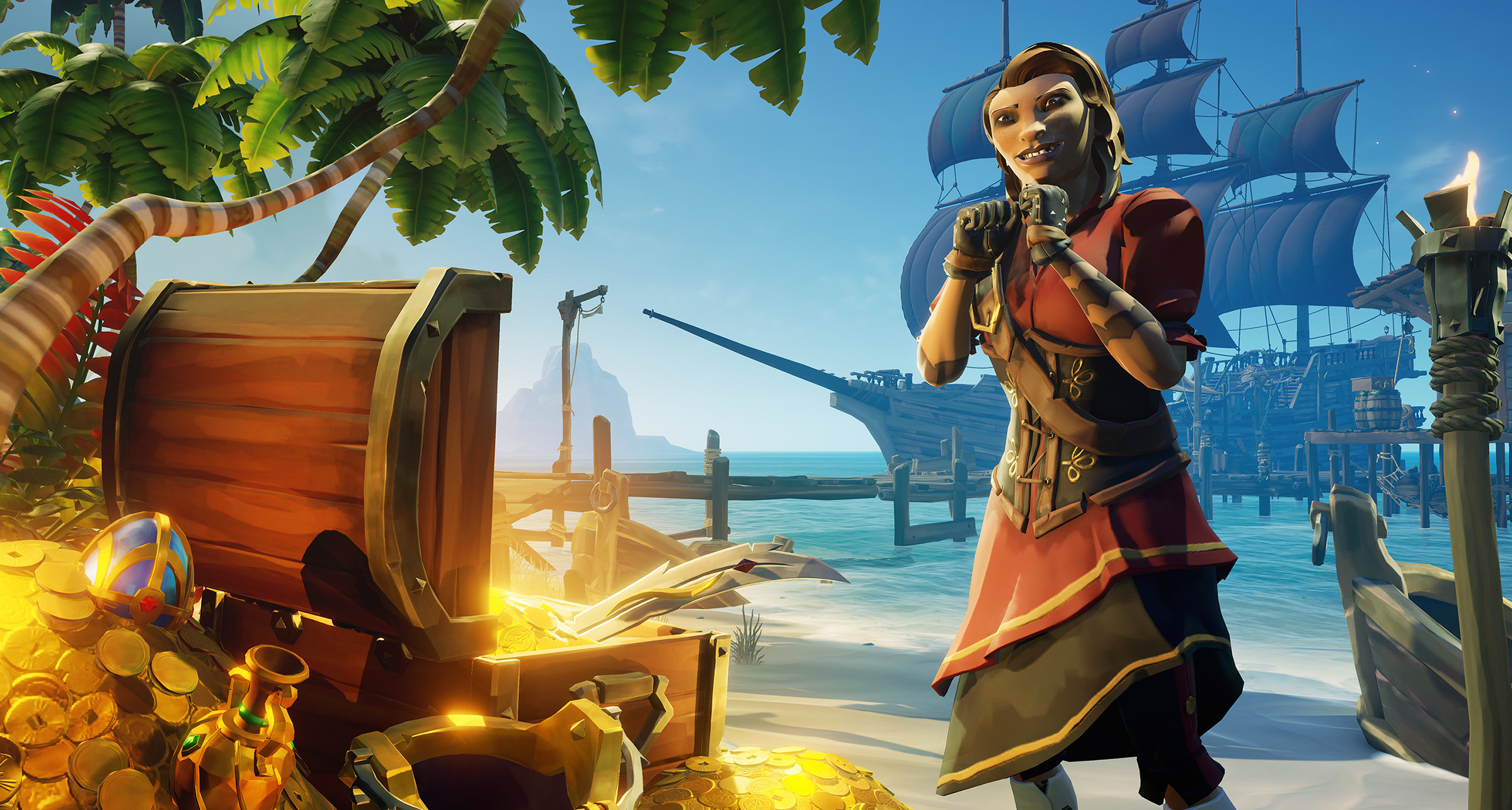 Pull Up a Deckchair! 'Summer of Sea of Thieves' Event Arrives Today