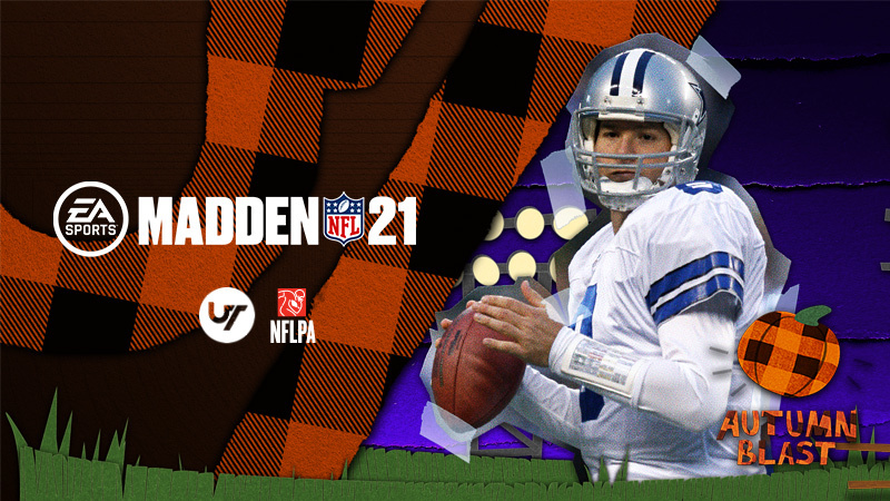 Ultimate Team's Autumn Blast is blowing into Madden NFL 21!