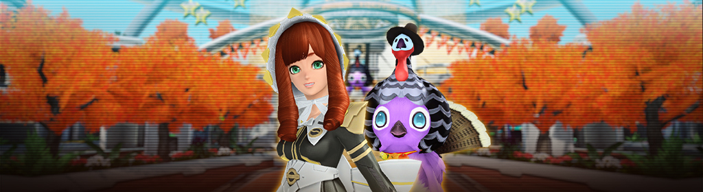 THANKSGIVING IN PSO2!