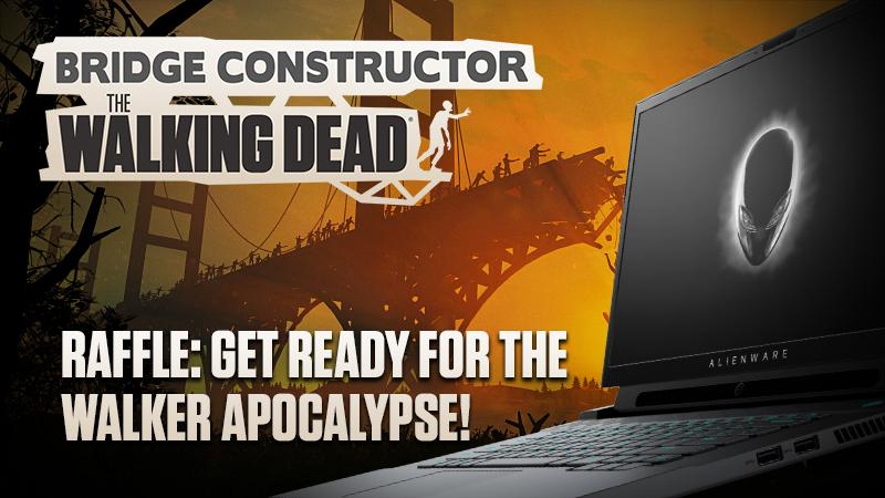 RAFFLE: Get ready for the Walker apocalypse!