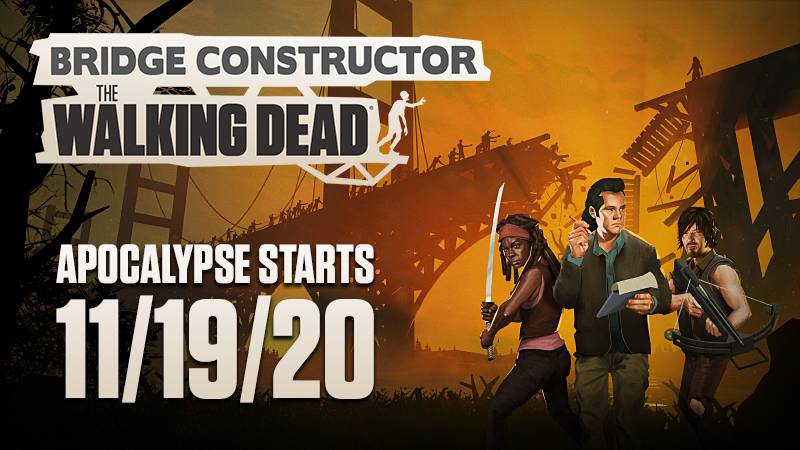 Count the days: The Walker apocalypse starts November 19th!