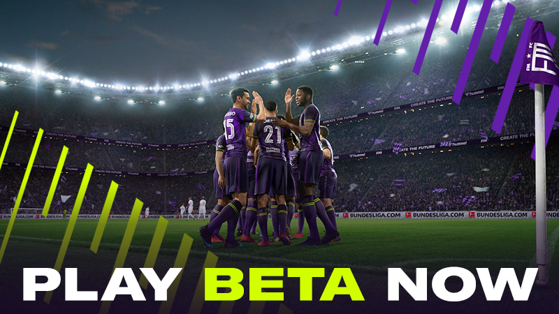 FOOTBALL MANAGER 2021 BETA AVAILABLE NOW
