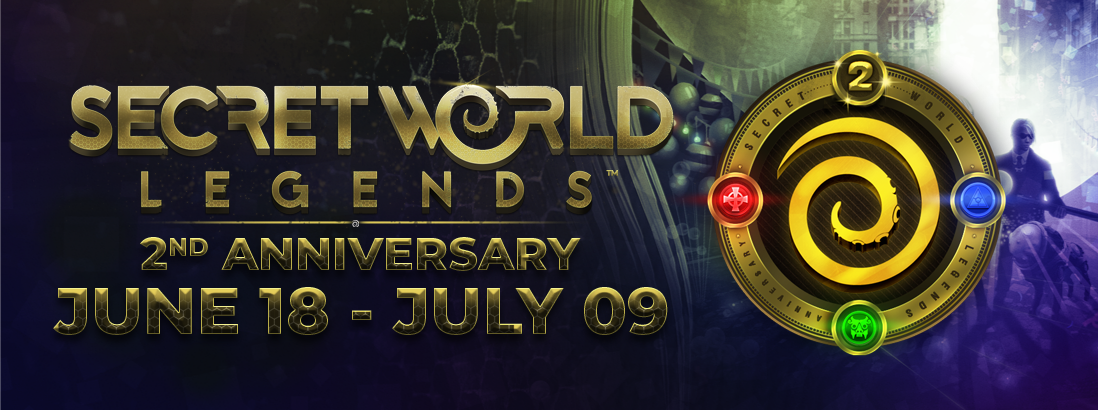 Secret World Legends on Steam