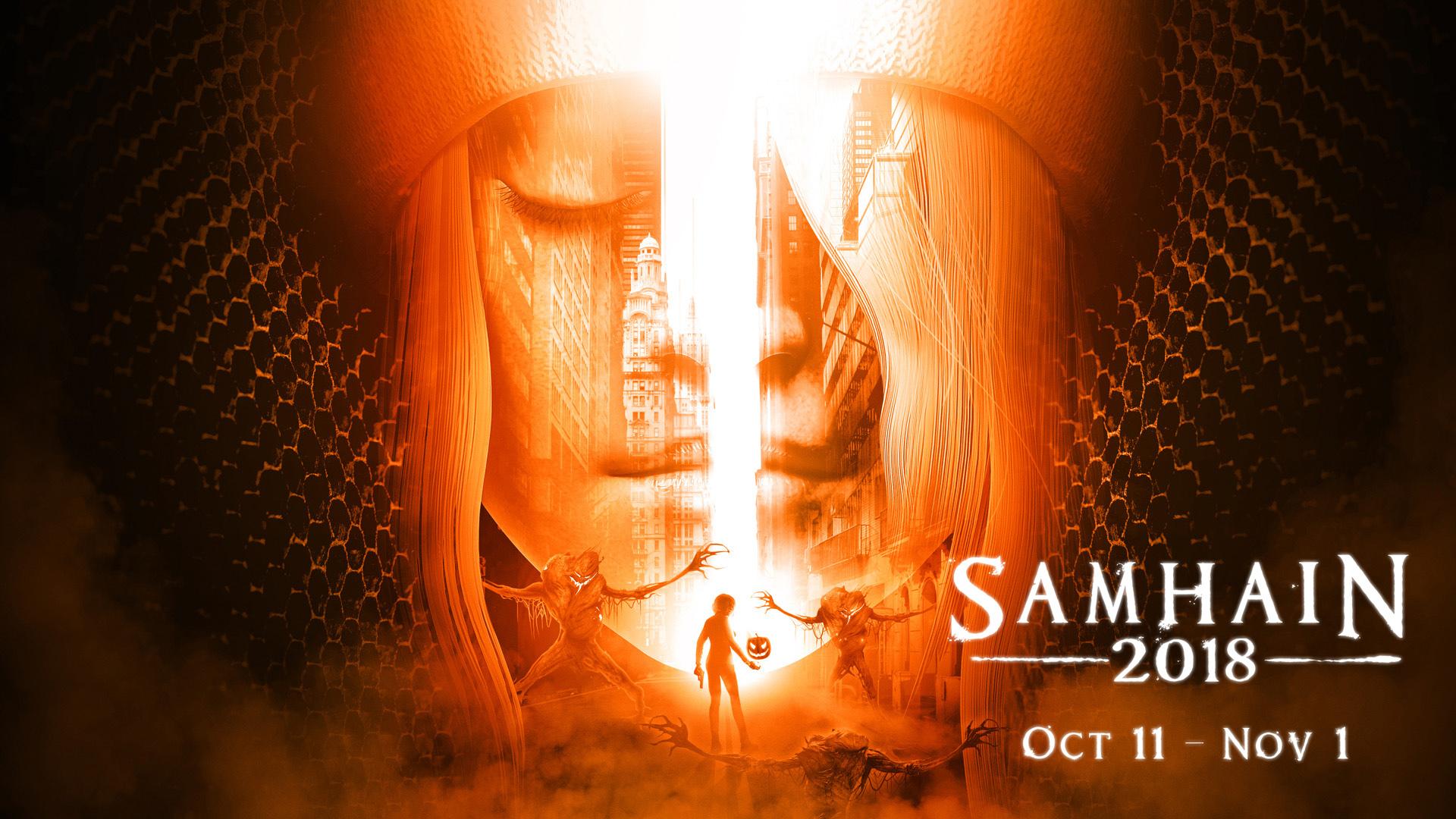 Halloween 1 November.Secret World Legends Samhain 2018 Halloween Event Oct 11