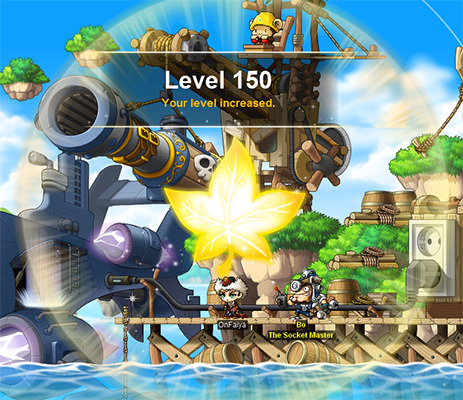 maplestory ark coin shop damage skin