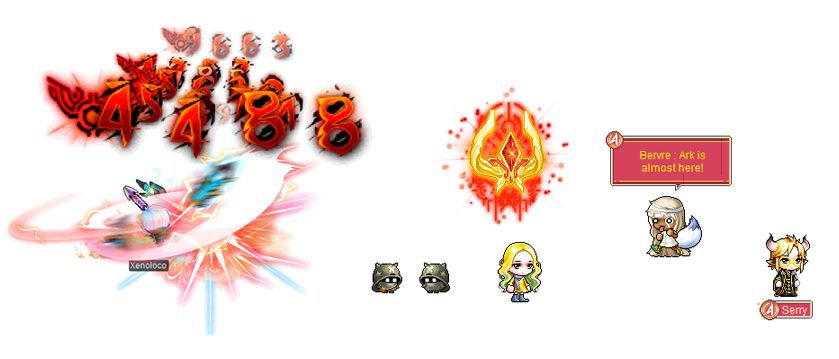Maplestory Ark Events Available Now
