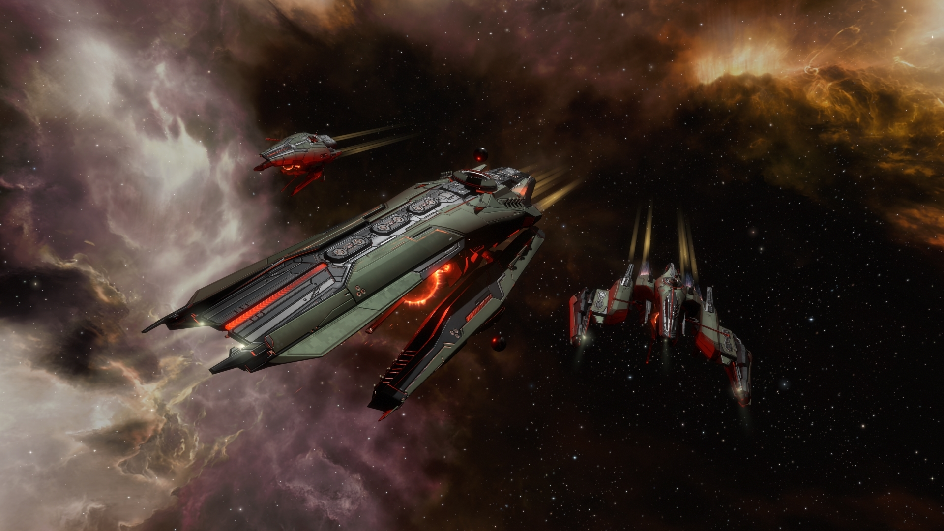 May 8 The next Eve Online expansion is fittingly titled Invasion