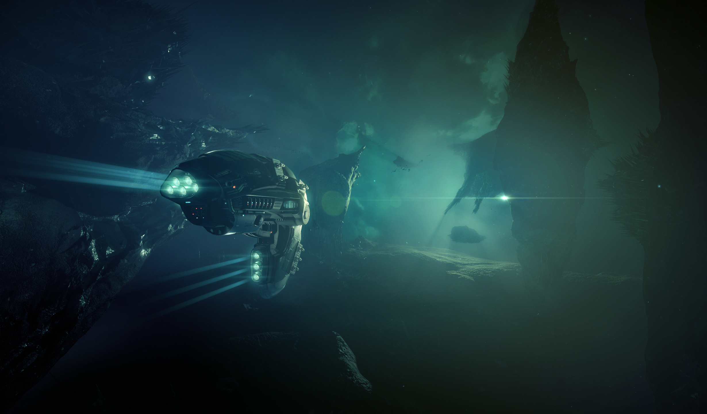 EVE Online :: EVE Online: Into The Abyss Deployment Details!