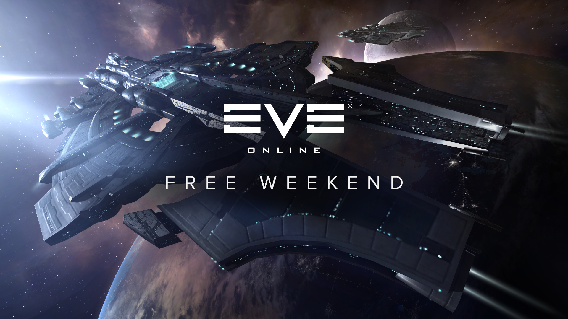 EVE Online :: PLAY FOR FREE THIS WEEKEND!